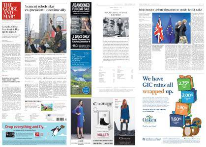The Globe and Mail – December 05, 2017