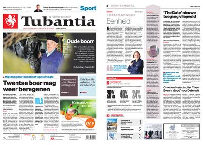 Tubantia - Enschede – 05 april 2019