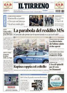 Il Tirreno Livorno - 6 Aprile 2018