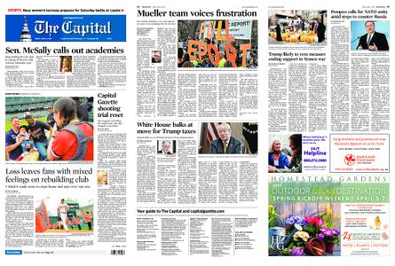 The Capital – April 05, 2019
