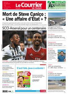 Le Courrier de l'Ouest Angers – 31 juillet 2019