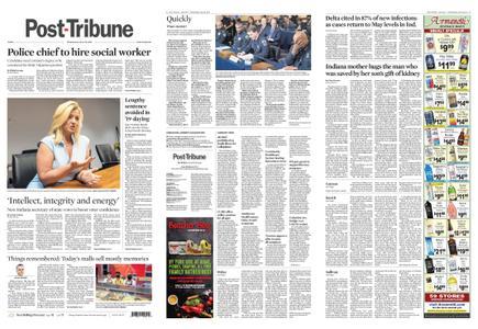 Post-Tribune – July 28, 2021