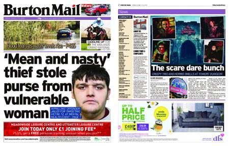 Burton Mail – March 15, 2019