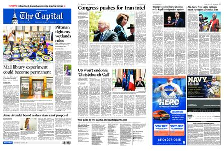 The Capital – May 16, 2019