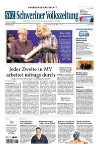 Schweriner Volkszeitung Hagenower Kreisblatt - 14. Januar 2020
