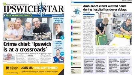 Ipswich Star – August 16, 2018