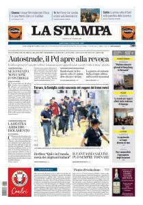 La Stampa Torino Provincia e Canavese - 14 Settembre 2019
