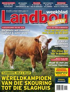 Landbouweekblad - 06 Maart 2020