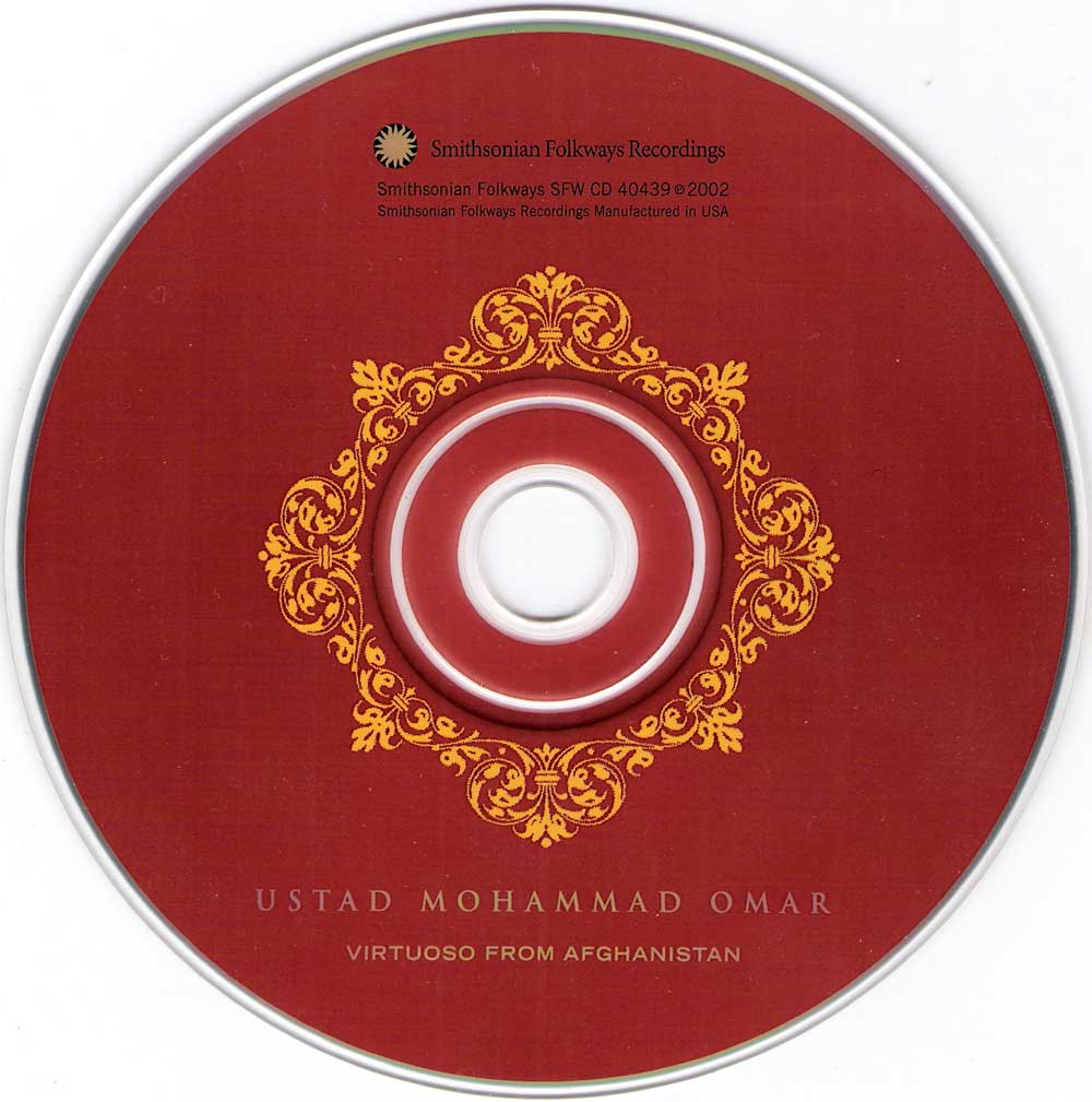 Ustad Mohammad Omar - Virtuoso From Afghanistan (2002) {Smithsonian Folkways Recordings} **[RE-UP]**
