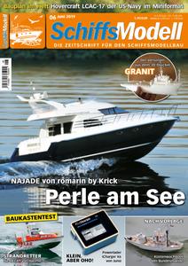 SchiffsModell - Juni 2019