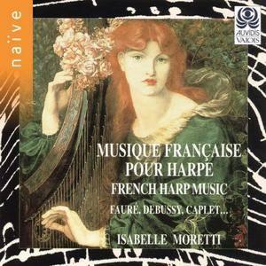 Isabelle Moretti - Musique française pour harpe (2017)