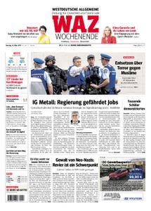 WAZ Westdeutsche Allgemeine Zeitung Oberhausen-Sterkrade - 16. März 2019