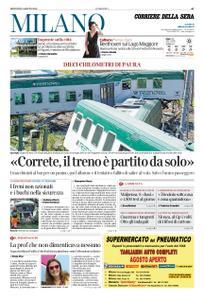 Corriere della Sera Milano – 20 agosto 2020