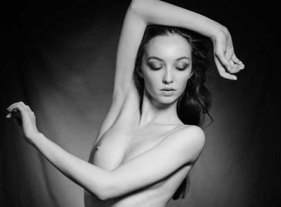 Alexia Giordano - Nicolas Guerin Photoshoot 2017