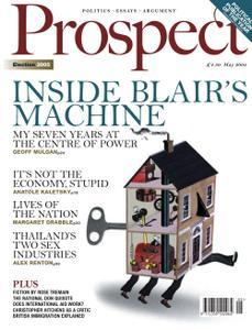 Prospect Magazine - May 2005