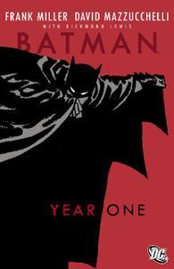 DC-Batman Year One 2007 Retail Comic eBook