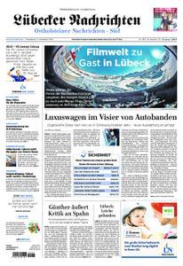 Lübecker Nachrichten Ostholstein Süd - 03. November 2018