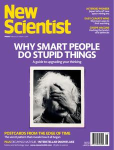 New Scientist - February 23, 2019