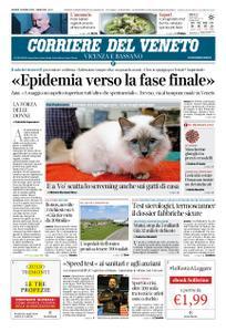 Corriere del Veneto Vicenza e Bassano – 16 aprile 2020
