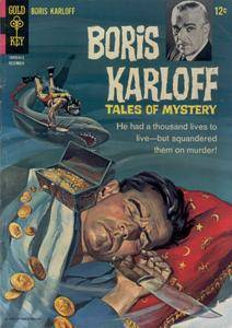 For Abe Boris Karloff Tales of Mystery 001 097 1962 1980 Gold Key Boris Karloff Tales of Mystery 016 1966 cbz