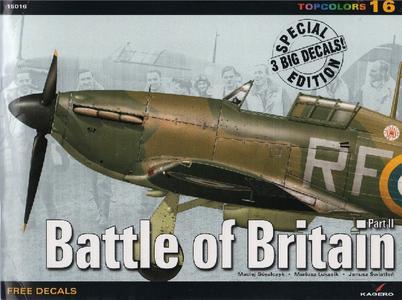 Battle of Britain: Part II (Kagero Topcolors 15016)