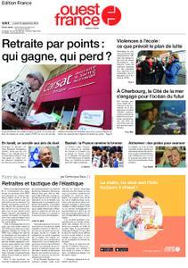 Ouest-France Édition France – 16 septembre 2019