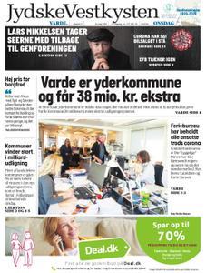 JydskeVestkysten Varde – 06. maj 2020