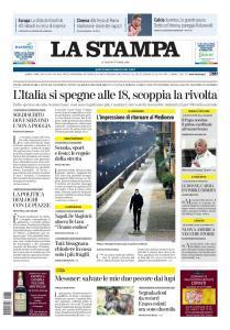 La Stampa Torino Provincia e Canavese - 26 Ottobre 2020