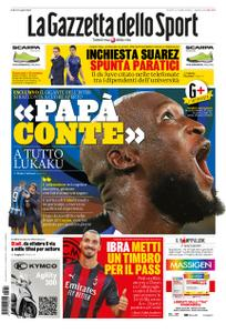 La Gazzetta dello Sport Bergamo – 24 settembre 2020