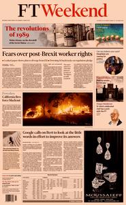 Financial Times UK – 26 October 2019