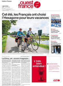 Ouest-France Édition France – 02 août 2021