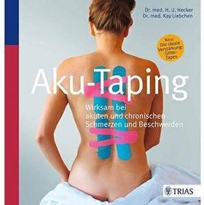 Aku-Taping: Wirksam bei akuten und chronischen Schmerzen und Beschwerden [Repost]