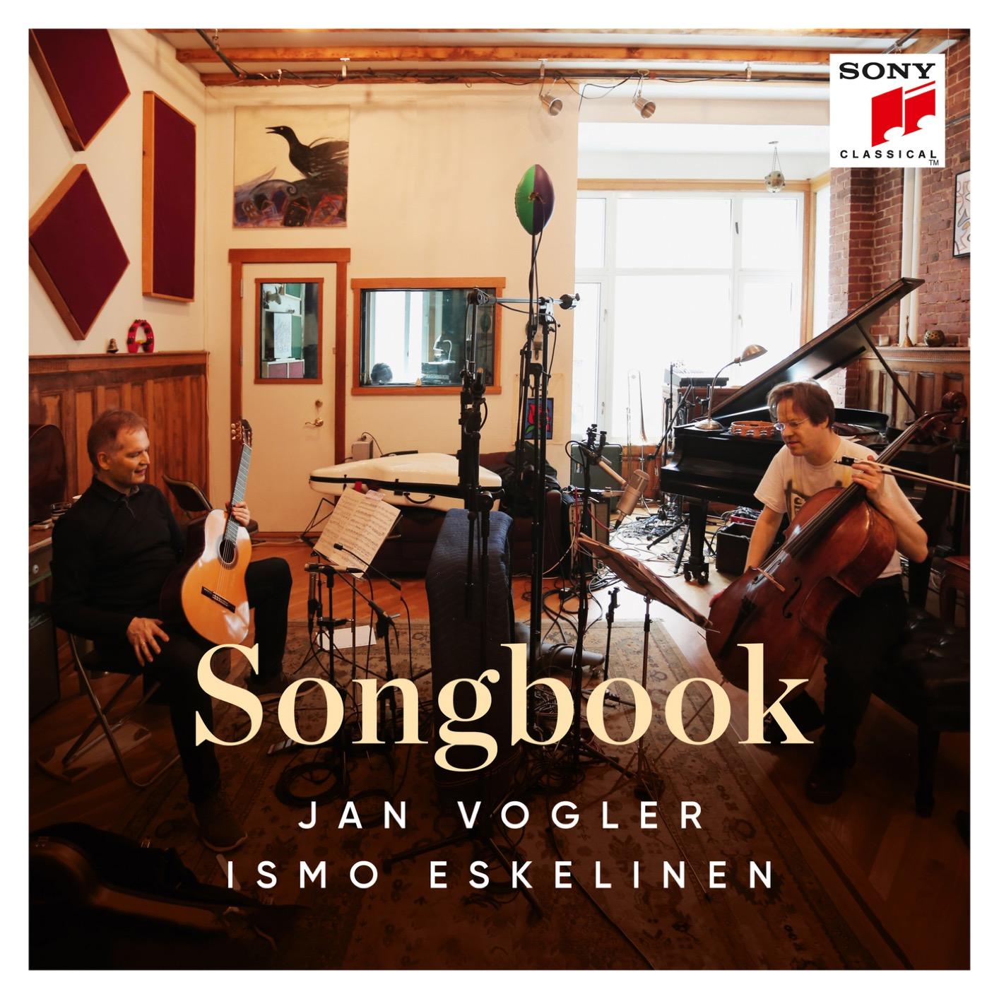 Jan Vogler & Ismo Eskelinen - Songbook (2019)