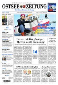 Ostsee Zeitung Wolgast - 10. April 2018