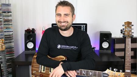 Ultimate Beginner To Advanced Blues Guitar Masterclass