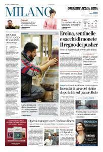Corriere della Sera Milano - 5 Febbraio 2018