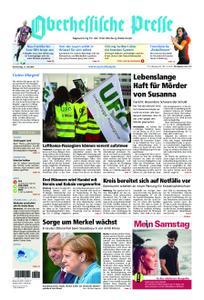 Oberhessische Presse Marburg/Ostkreis - 11. Juli 2019