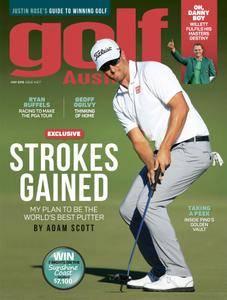 Golf Australia - May 2016