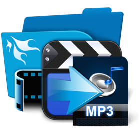 AnyMP4 MP3 Converter for Mac 8.2.6