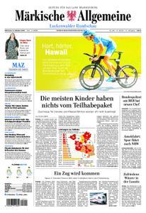 Märkische Allgemeine Luckenwalder Rundschau - 09. Oktober 2019