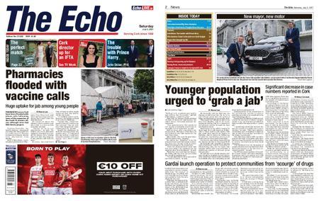 Evening Echo – July 03, 2021
