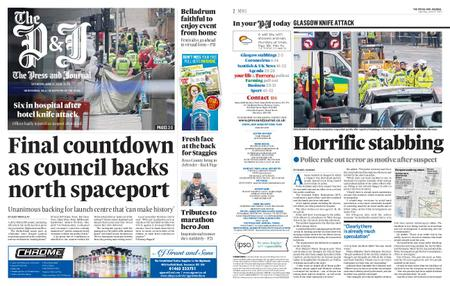 The Press and Journal Moray – June 27, 2020