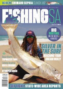 Fishing SA - August-September 2020