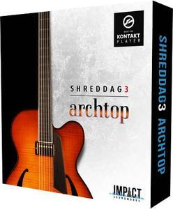 Impact Soundworks Shreddage 3 Archtop KONTAKT
