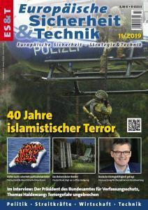 Europäische Sicherheit & Technik - November 2019