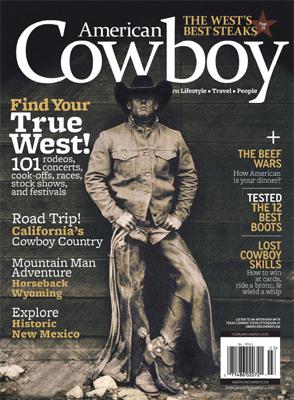 American Cowboy - February/March 2010 (US)