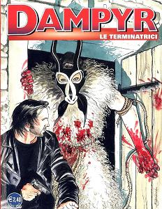 Dampyr - Volume 59 - Le Terminatrici