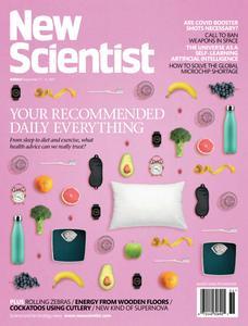 New Scientist - September 11, 2021