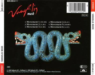 Vangelis - Mask (1985) [Re-Up]