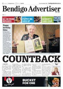 Bendigo Advertiser - September 25, 2018